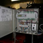 Chiller upgraded with state of the art DDC controls that can be integrated with an existing BMS system.
